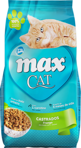 Max Cat Neutered Cats