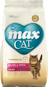 Max Cat Adults Salmon & Rice