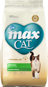 Max Cat Neutered Cats Chicken