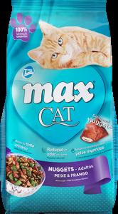 Max Cat Nuggets