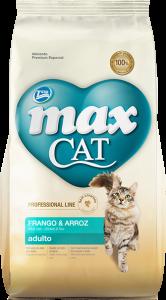 Max Cat Adultos Pollo & Arroz