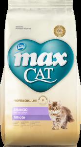 Max Cat Gatitos Pollo
