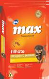 Max Premium Especial - Crecimiento Saludable - Carne