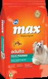 Max Premium Especial - Razas Pequeñas Carne, Cereales y Verduras