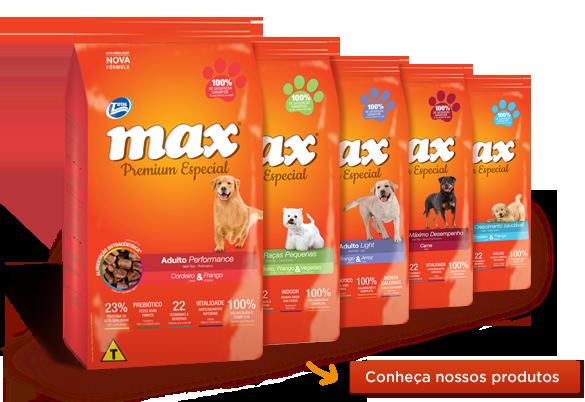 Produtos Max Total Alimentos