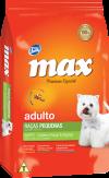 Ra��o Max Premium Especial - Ra�as Pequenas Buffet: Cordeiro, Frango & Vegetais