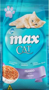 Ração Max Cat Filhotes