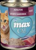 Max Cat Atum e Sardinha
