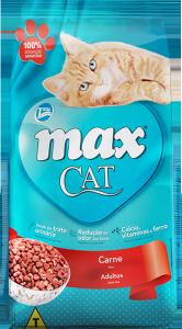 Ração Max Cat Carne