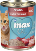 Ração Max Cat Carne e Frango