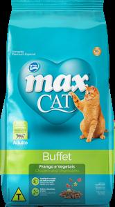 Ração Max Cat Buffet