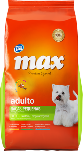 Max Special Premium Adults Small Breeds Buffet: