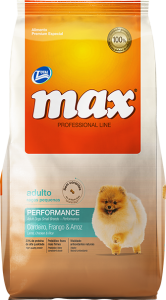 Max Professional Line Performance Small Breeds
