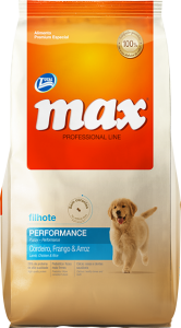 Max Professional Line Performance Puppies