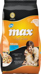 Max Soft Croc Puppies Soft Pieces with Milk