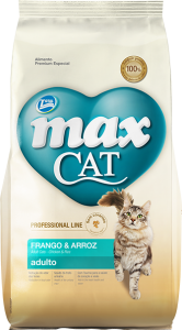 Max Cat Adults Chicken & Rice