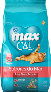 Max Cat Seafood Flavors