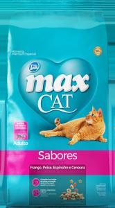 Max Cat Sabores