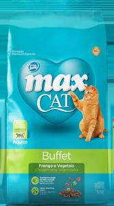 Max Cat Buffet